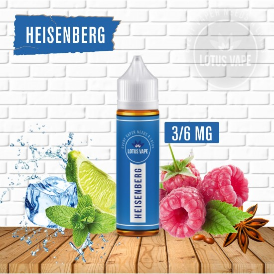 Lotus - Heisenberg 60ml