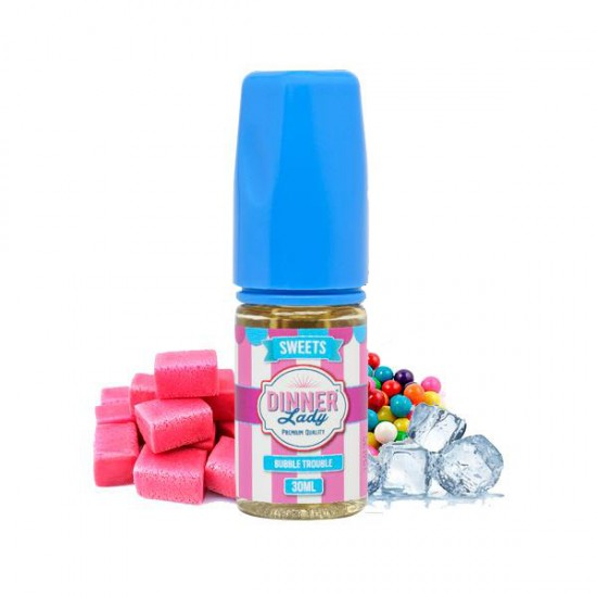 Dinner Lady - Bubble Trouble 30ml