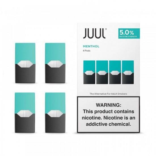 Juul - Menthol (4'lü paket 50mg)