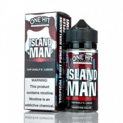 One Hit Wonder Salt - Island Man 30ml