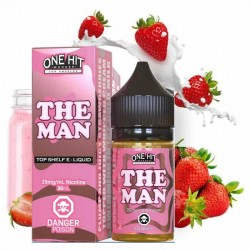 One Hit Wonder Salt - The Man 30ml